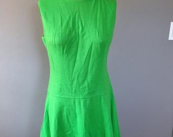 Vintage Wool Dress