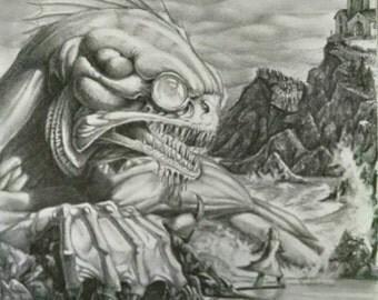 Dagon Rises
