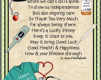 Home Health Lucky Penny