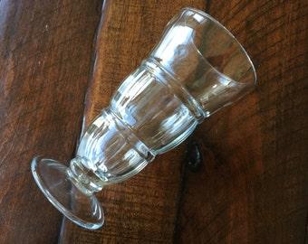 Classic Ice Cream Soda Fountain Glass