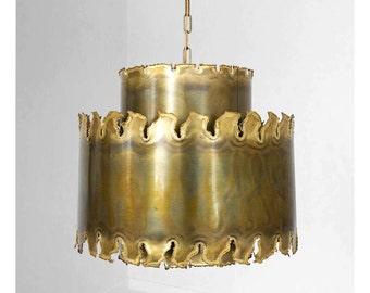 Rare Vintage Danish lamp by Holm Sørensen & Co