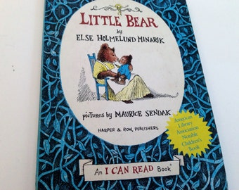 Little Bear - An I Can Read Book - Weekly Reader