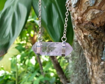 Amethyst Crytal Double Point