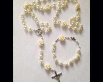 Rose Rosary.