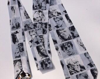 Star Wars Heroes of the Rebellion necktie