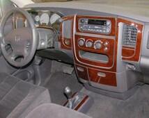 Popular items for wood door trim on etsy - 2005 dodge ram 1500 interior parts ...
