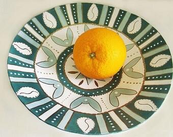 Paper Maché Bowl, Paper Bowls, Paper Mache Bowls, Handmade Bowls, Kitchen Bowls, Decorative Bowls, Painted Bowls, Large Bowls