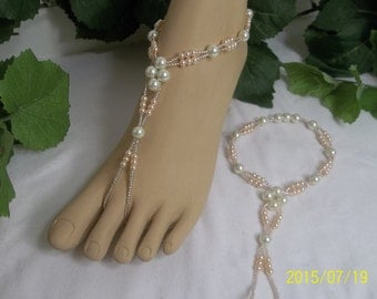 Wedding Barefoot Sandals, Barefoot Sandals, Beach Barefoot Sandals