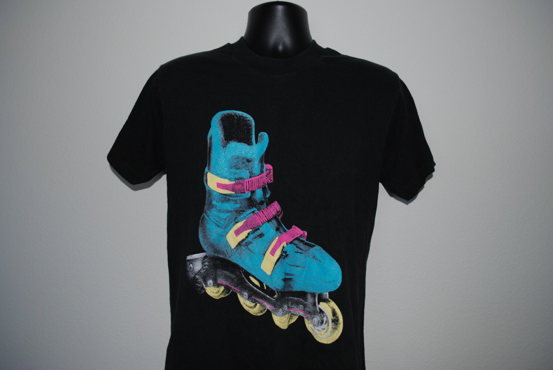 Design t shirt rollerblade -  Zoom