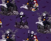 Knitting Project Bag, ANY STYLE or SIZE Bag!! Tim Burton's Nightmare Before Christmas, Wedge, Knotty, Drawstring Pre-Order, choose options