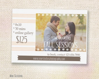 Photography Marketing Board - Couples, Engagement Template, Branding Template, PSD Marketing, Photoshop template - Instant Download