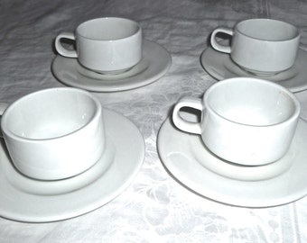 Espresso Set of Four