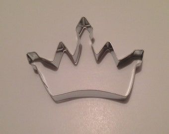 "4.5"" Crown Cookie Cutter (Style #2)"