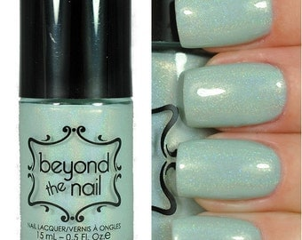Mojito - Holographic Mint Polish