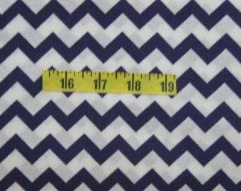 Purple Chevron Fabric by the yard