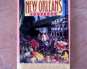 The New Orleans Cookbook, vintage cookbook