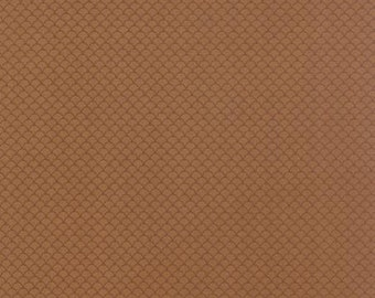 Half Yard - 1/2 Yard - Scallops Earth - NECO by MOMO for Moda