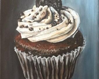 Cupcake print 8x10