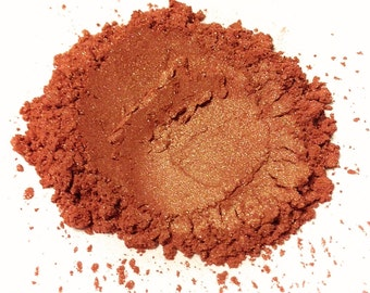 GINGERSNAP Mineral Eyeshadow -  Eye Color Shimmery Eye Shadow Mineral Makeup