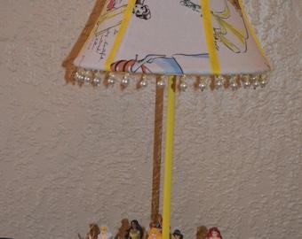 Disney Princesses Lamp