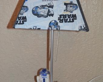 Star Wars-R2D2 Lamp