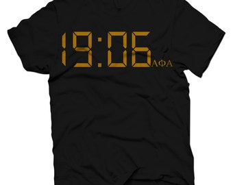 Alpha Phi Alpha Time