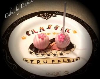 Cake Truffles - Pops 1 Dozen