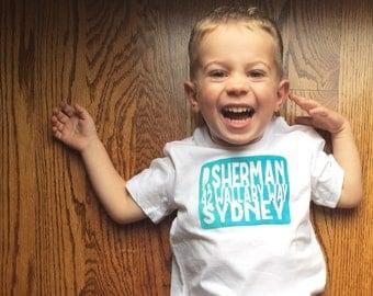 P. Sherman 42 Wallaby Way, Sydney Finding Nemo custom screen printed shirt