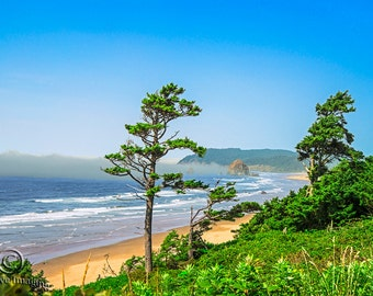 Oregon Ocean View, Landscape Photography, Nature Photography, Oregon,  Astoria Oregon, Photography, San Jaun Island, Washington State