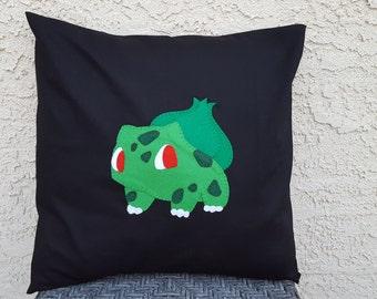Bulbasaur Pokemon Pillow Cover
