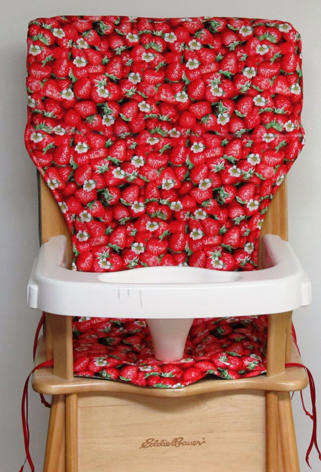 Eddie Bauer High Chair Cover Reversible High Chair Pad Older