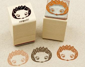 Stamp with Hedgehog OLA