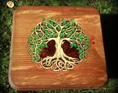 Tree of Life Portable Altar
