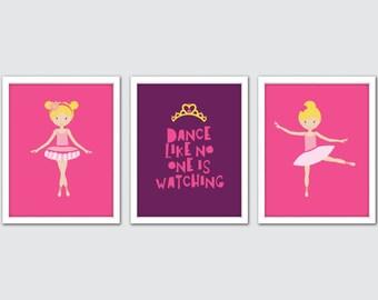 Ballet Baby Nursery, Ballerina Nursery Print, Ballerina Nursery, Ballerina Nursery Decor, Ballerina Nursery Wall Art, Ballerina Nursery Set