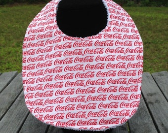 Coca-Cola Graphics - Baby Bib