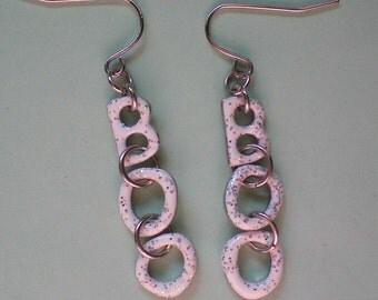 BOO Halloween Dangle Earrings