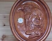 Native American Shaman Wa...