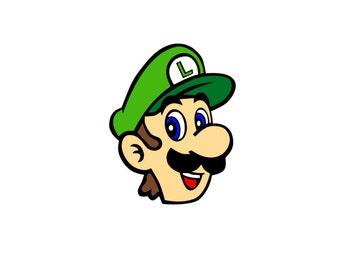 Luigi Decal