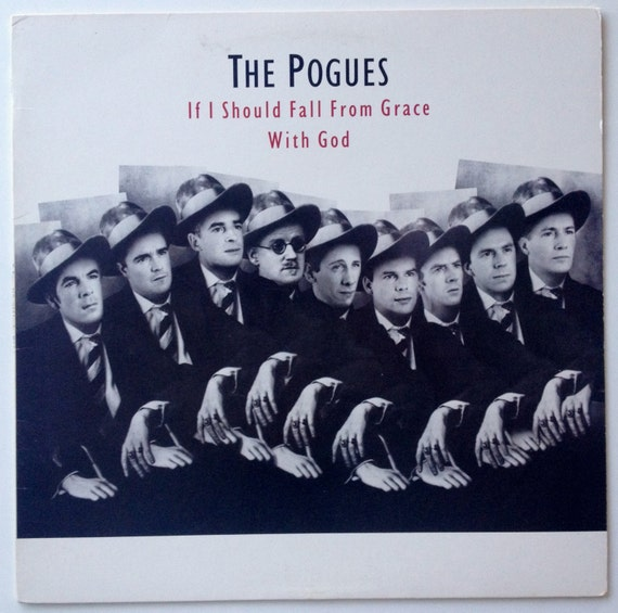 The Pogues If I Should Fall From Grace With God Lp Vinyl