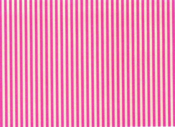 Pink Stripes Background Birthday - Edible Cake and Cupcake Topper For Birthday's and Parties! - D2921