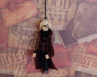 Mad-Eye Moody Clothespin Doll Ornament