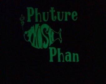 Phish Onesie Glow in the Dark