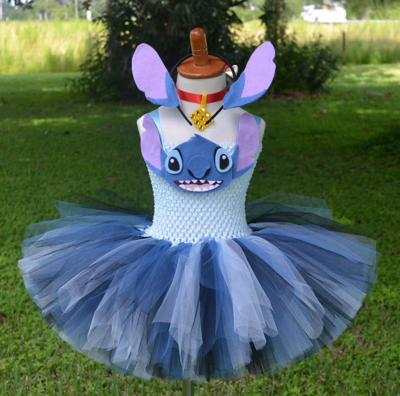 Lilo and Stitch Disney Tutu Outfit Tutu Dress Stitch