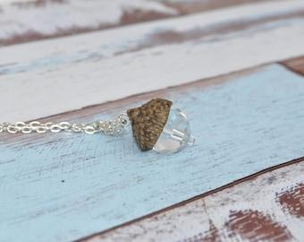 Beaded Jewelry - Necklace - Acorn Jewelry