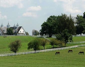 Beautiful and Serene Kentucky Landscape