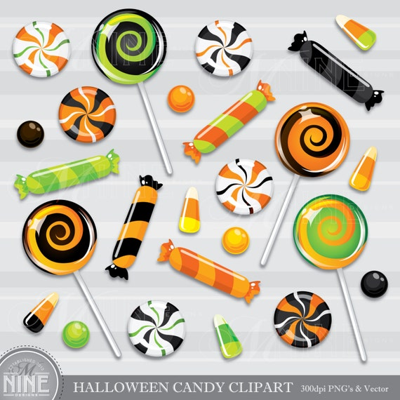 Trick Or Treat Candy Clipart Candy Clipart: ...