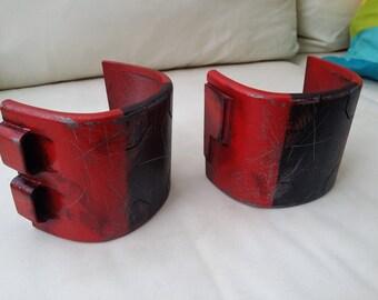 Mandalorian Knee Armor Rav Bralor