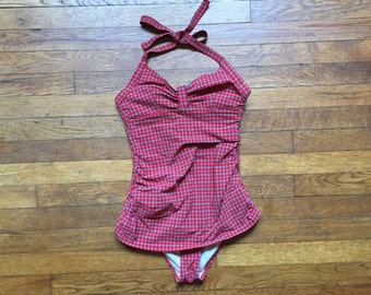 Vinrage 60s One Piece Swimsuit