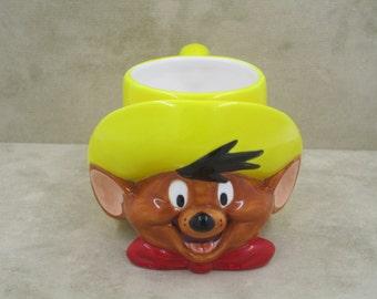 "Warner Bros. 1994 ""Speedy Gonzales""  Mug"