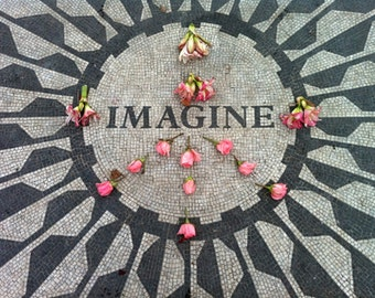 imagine sign, nyc imagine, beatles imagine, nyc wall art, nyc home decor, travel photography, bedroom art, nursery decor